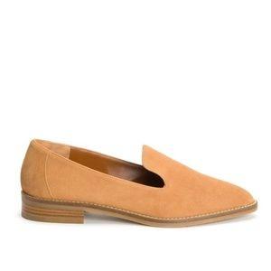 Aquatalia Golda Suede Loafers